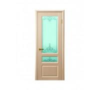Межкомнатные двери Luxor Валентия 2 Беленый Дуб