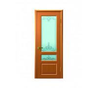 Межкомнатные двери Luxor Валентия 2 Анегри Светлый (тон 34)
