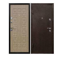 Металлическая дверь Йошкар Медный антик