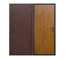 Металлическая дверь Стройгост 5-1 Медный антик