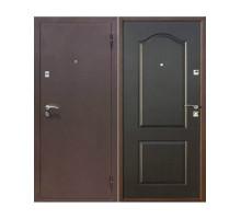 Металлическая дверь Стройгост 5-2  Медный антик