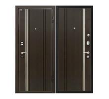 Металлическая дверь М2 Венге