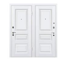 Металлическая дверь М11 Белый