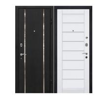 Металлическая дверь М8 Черный