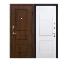 Металлическая дверь М9 Орех