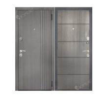 Металлическая дверь Лайн Грей