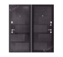 Металлическая дверь Монреаль Венге
