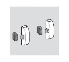 Верхняя и нижняя защелки Dorma PHX 06