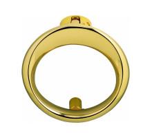 Дверной Молоток Flessum Colombo Cb 115 (Золото Покрытое Цирконием) (Кольцо) Zirconium Gold Цирконий Золото