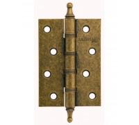 Петля дверная Adden Bau 100X70X2.5 4W AGED BRONZE Состаренная бронза