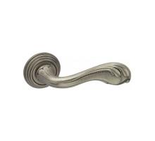 Дверная ручка Adden Bau FABIO V210 Состаренное серебро