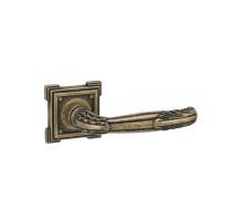 Дверная ручка Adden Bau FLAMINGO VQ204 AGED BRONZE состаренная бронза