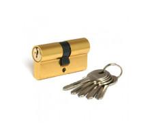 Ключевой цилиндр Adden Bau CYL 5-60 KEY GOLD Золото; ключ-ключ