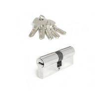 Ключевой цилиндр Adden Bau CYL 5-60 KEY CHROME Хром; ключ-ключ