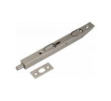 Упор AGB торцевой дверной (хром) 160 мм