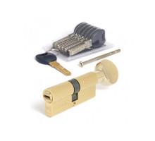 Цилиндровый механизм Apecs Premier CD-74-C-G золото