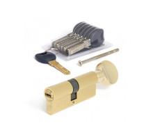 Цилиндровый механизм Apecs Premier CD-75(35/40C)-C-G золото