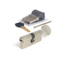 Цилиндровый механизм Apecs Premier CD-72(35/37C)-C-NI никель