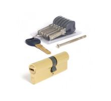 Цилиндровый механизм Apecs Premier CD-75(35/40)-G золото
