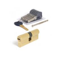 Цилиндровый механизм Apecs Premier CD-74-G золото