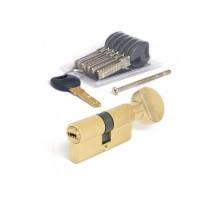 Цилиндровый механизм Apecs Premier CD-62-C-G золото