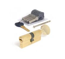 Цилиндровый механизм Apecs Premier CD-72(35/37C)-C-G золото