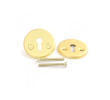 Накладка сувальдная Apecs DP-S-06-GM матовое золото