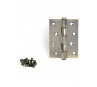 Петля стальная Apecs 100*70-B4-Steel-AB бронза