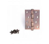 Петля стальная Apecs 100*70-B4-Steel-AC медь
