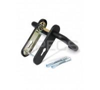 Ручки на планке Apecs HP-72.1303-BL (Spring) черный