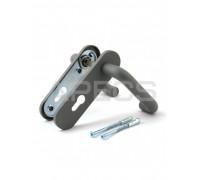 Ручки на планке Apecs HP-72.1303-GR (Spring) серый