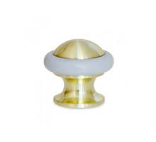Упор дверной Apecs DS-0011-GM матовое золото