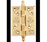 Дверные петли Archie Genesis A030-G 4262 L матовое золото, универсальные