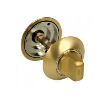 Завертка сантехническая SILLUR OL S.GOLD матовое золото