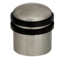Упор дверной напольный Armadillo DH062ZA SN Мат. никель
