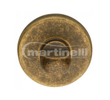 """Завертка к ручкам """"Мари"""", бронза античная с керамикой"""