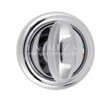 Фиксатор поворотный Extreza WC R01 полированный хром F04