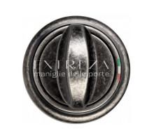 Фиксатор поворотный Extreza WC R01 античное серебро F45
