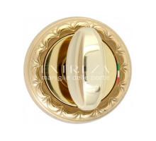 Фиксатор поворотный Extreza WC R02 полированное золото F01
