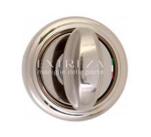 Фиксатор поворотный Extreza WC R01 полированный никель F21