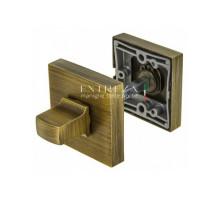 Фиксатор поворотный Extreza Hi-Tech WC-11 матовая бронза F03