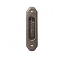 Ручка купе Extreza P602 античная бронза F23