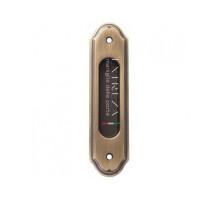 Ручка купе Extreza P602 матовая бронза F03