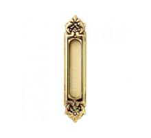 Ручка купе Extreza P601 французское золото + коричневый F59