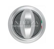 Фиксатор поворотный Extreza WC R01 матовый хром F05