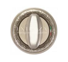 Фиксатор поворотный Extreza WC R02 полированный никель F21