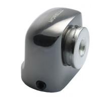 Магнитный дверной ограничитель MDS-2 BN Черный никель