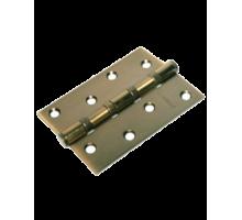 Стальные универсальные дверные петли Morelli MS-4BB COF Кофе