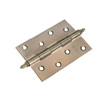 Стальные универсальные дверные петли Morelli MS-U AB Античная бронза