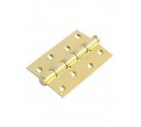 Латунные универсальные дверные петли Morelli MBU 100X70X3-4BB PG Цвет - Золото